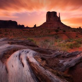Příroda je nádherná...