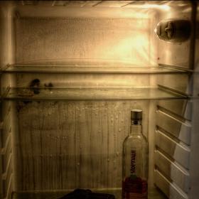 ... A večeři máš v lednici ..