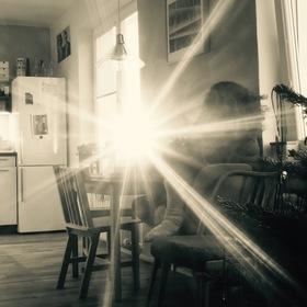 Loučení se světlem.