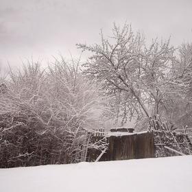 Taká obyčajná zima ...
