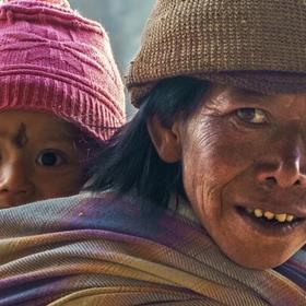 Žena z vesnice Cha