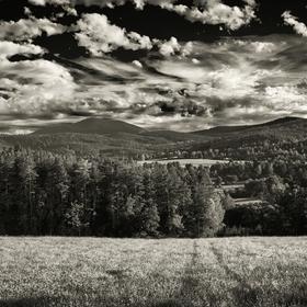 Šumava (Bobík 1264 m n.m.)