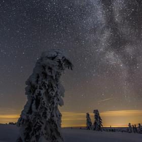 Mléčná dráha - U čtyř pánů, Krkonoše