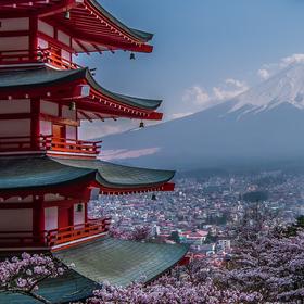 Fuji shrine
