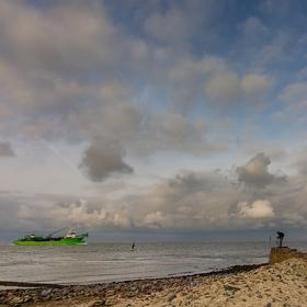 Fotograf a moře