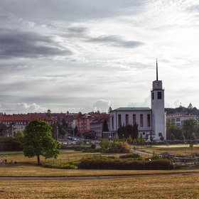 Kostel sv. Augustina - Kraví hora - Brno