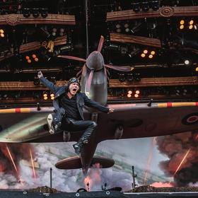 Flying Bruce