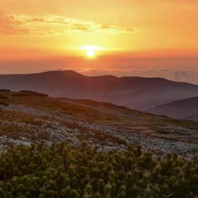 Z Luční hory