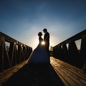 Svatební západovka