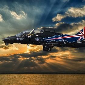 Hawk T.1, Royal Air Force