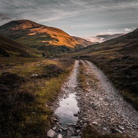 Pochmurné skotsko
