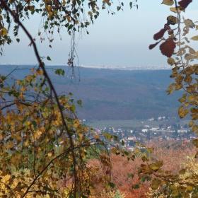 Výhled z Kamenné na Prahu