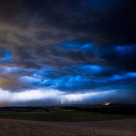 Světla bouře
