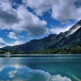 Lago di Anterselva (Antholzer See) I