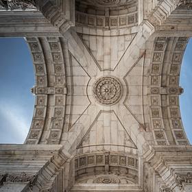 Rua Augusta Arch _ Lisabon