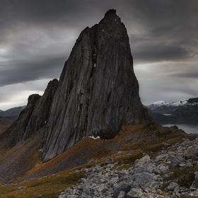 Segla Mountain - Senja Island - Norway