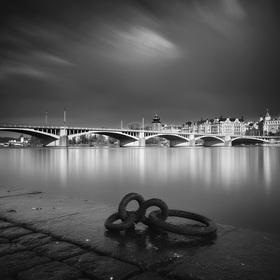 Vltava u Jiráskova mostu
