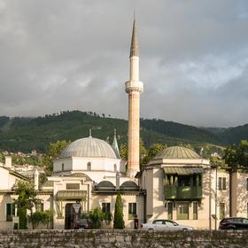 Careva Džamija - Sarajevo