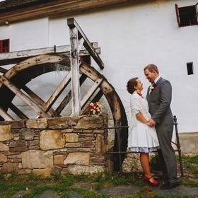 Svatba: Kristýna a Luboš