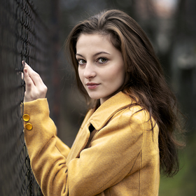 Žlutý kabát