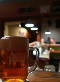 Foto oblíheného piva :)