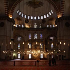 Modrá mešita