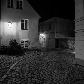 Tajemná Praha 4