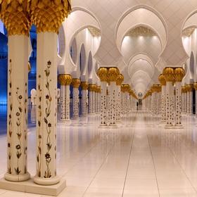 Sheikh Zayed Grand Mosque - AbuDhabi