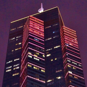 Noční architektura