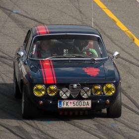 Z Masarykova okruhu 3 - Alfa Romeo