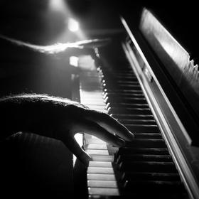 Jazzový pianista