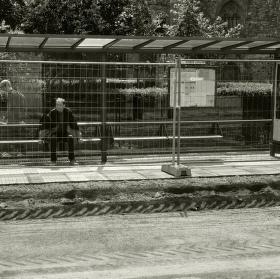 Marné čekání na tramvaj