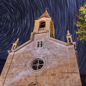 Barokní kostel sv. Margarity