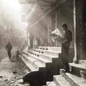 ranní čtenáři