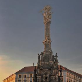 Olomouc-sloup nejsvětější trojice