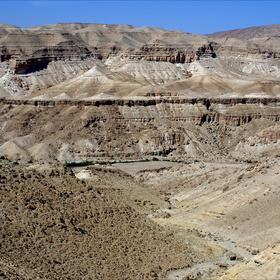 Sahara - Vádí - Teplíčko