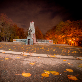 Památník Rudé armády Ostrava
