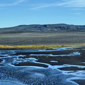 Voda v poušti