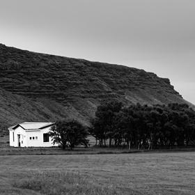 islandský venkov