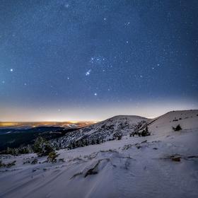 Kotel a hvězdy