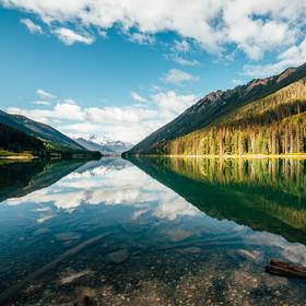 Britská Kolumbie, Kanada