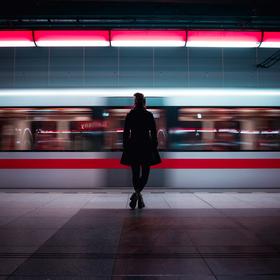 Čakanie na metro