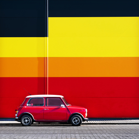 Colours of MINI