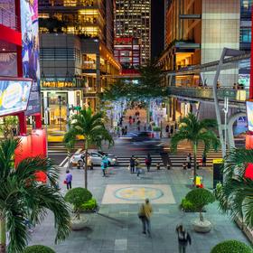 Noční Taipei 2