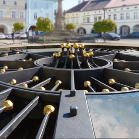 Studna na náměstí