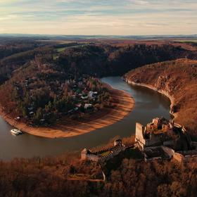 hrad Cornštejn