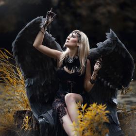 Temný anděl - fantasy