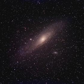 M 31 v Andromedě