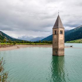Zatopená věž