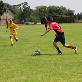 Vesnický fotbal.. :)